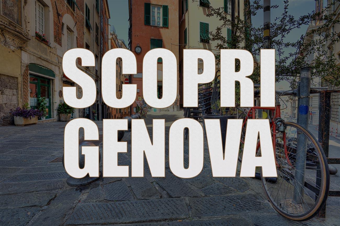 Scopri Genova 2018